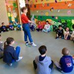 Lavoriamo con i bambini della scuola dell'infanzia
